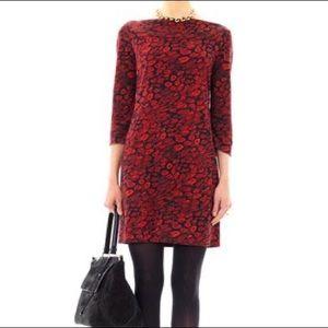 Diane Von Furstenberg Ruri Red Blood Cell Dress